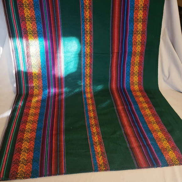Vintage Other - Vintage Hand woven south american linen